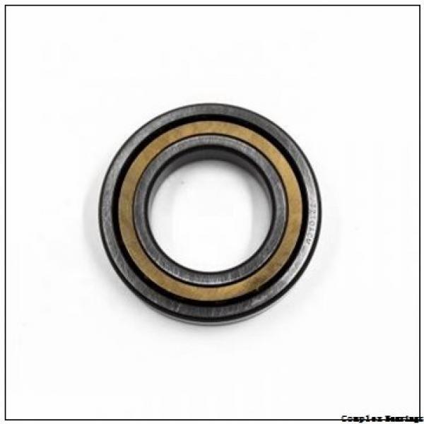 55 mm x 80 mm x 34 mm  55 mm x 80 mm x 34 mm  NBS NKIA 5911 complex bearings #1 image