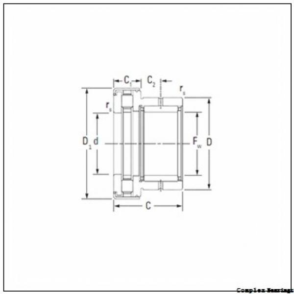 NBS NX 12 Z complex bearings #2 image