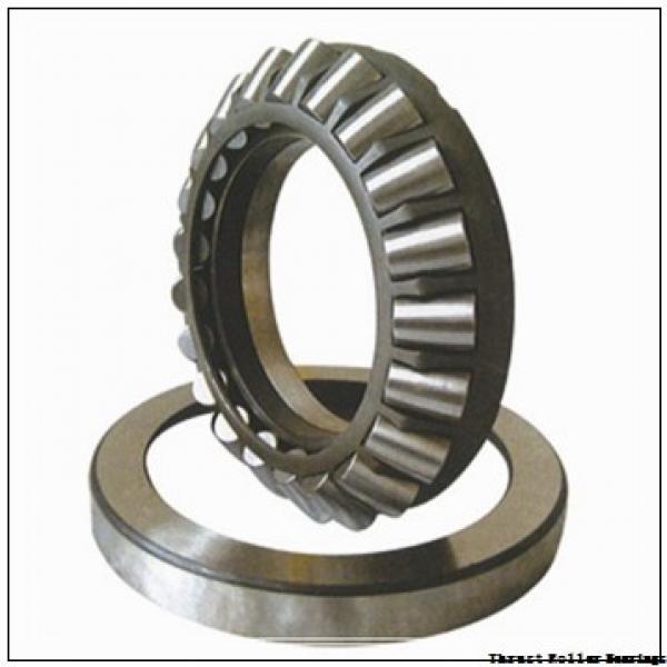 190 mm x 216 mm x 13 mm  190 mm x 216 mm x 13 mm  IKO CRBS 19013 V UU thrust roller bearings #1 image