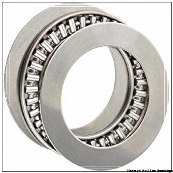 190 mm x 216 mm x 13 mm  190 mm x 216 mm x 13 mm  IKO CRBS 19013 V UU thrust roller bearings #2 image